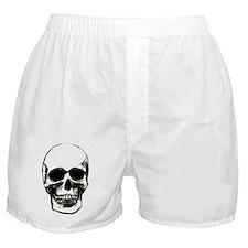 Male Skull Boxer Shorts