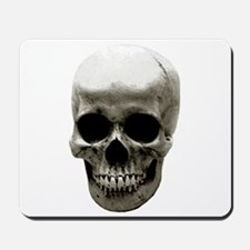Female Skull Mousepad