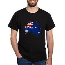 CSAUSTFLAG27back T-Shirt