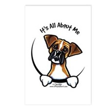 Funny Boxer Postcards (Package of 8)