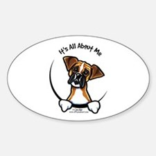 Funny Boxer Decal