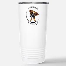Funny Boxer Travel Mug