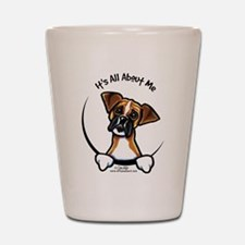 Funny Boxer Shot Glass