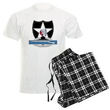 2nd Infantry CIB Pajamas