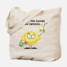 Making Lemonade Tote Bag
