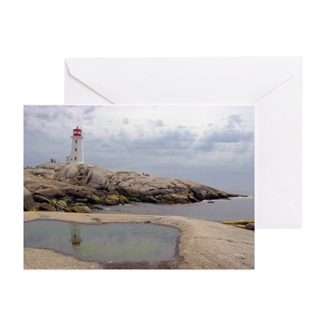 set of 10 Blank Greeting Cards