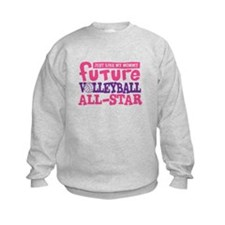 Future All Star Volleyball Girl Jumpers