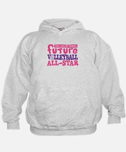 Future All Star Volleyball Girl Hoodie