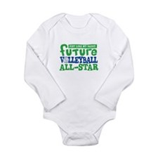 Future All Star Volleyball Boy Long Sleeve Infant