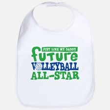 Future All Star Volleyball Boy Bib