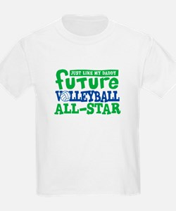Future All Star Volleyball Boy T-Shirt