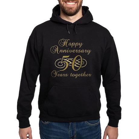 Stylish 50th Anniversary Hoodie (dark)