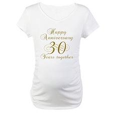 Stylish 30th Anniversary Shirt