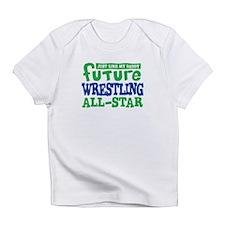 Future Wrestling All Star Boy Infant T-Shirt