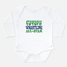 Future Wrestling All Star Boy Long Sleeve Infant B