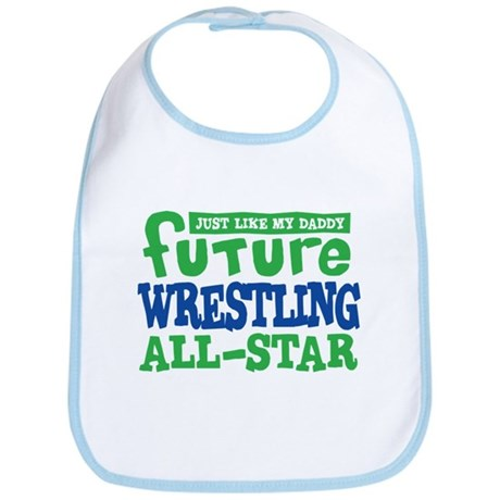 Future Wrestling All Star Boy Bib