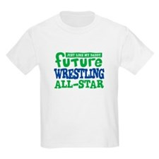 Future Wrestling All Star Boy T-Shirt