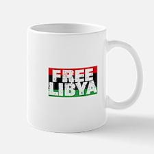 free libya block Mug