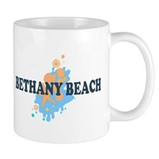 Bethany Beach DE - Seashells Design Mug