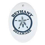 Bethany beach souvenirs Ornaments