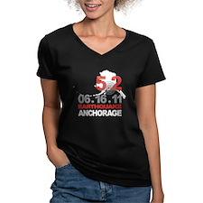 Alaska Earthquake 2011 Shirt