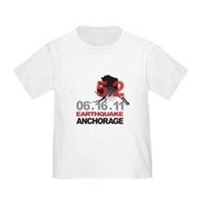 Alaska Earthquake 2011 T