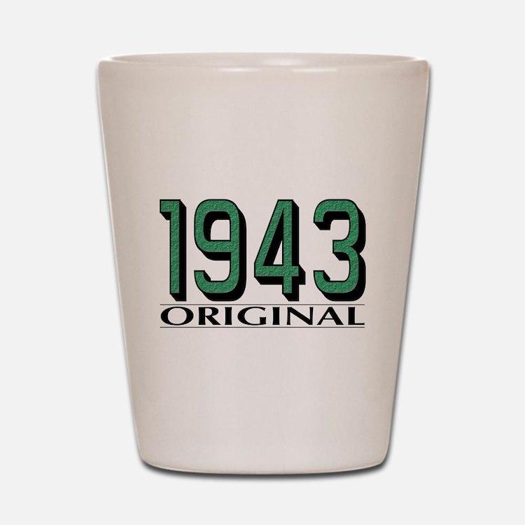 1943 Original Shot Glass