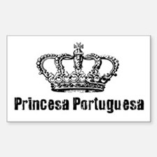Unique Portugal Sticker (Rectangle)