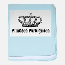 Cute Portugal baby blanket