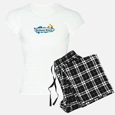 Bethany Beach DE - Surf Design. Pajamas