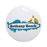 Bethany beach souvenirs Ornaments