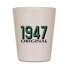 1947 Original Shot Glass