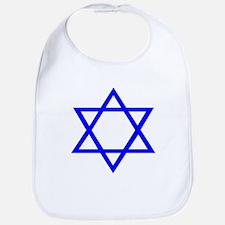 STAR OF DAVID Bib