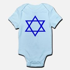 STAR OF DAVID Infant Bodysuit