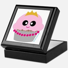 """Cupcake Princess"" Keepsake Box"