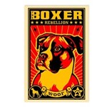 BOXER Rebellion! Postcards (Package of 8)