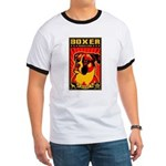 The BOXER Rebellion! Propaganda Ringer T