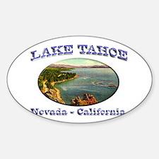 Lake Tahoe Decal