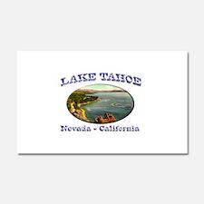 Lake Tahoe Car Magnet 12 x 20