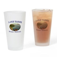 Lake Tahoe Pint Glass
