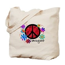 Retro Vintage 70's Tote Bag