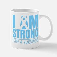 I am Strong Prostate Cancer Mug