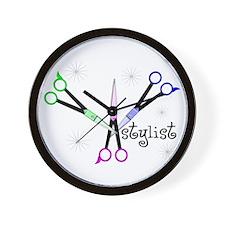 Hair Stylist/Beauticians Wall Clock
