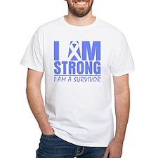 I am Strong Esophageal Cancer Shirt