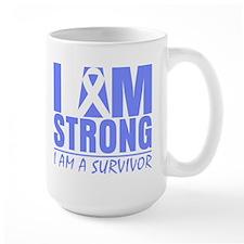 I am Strong Esophageal Cancer Mug