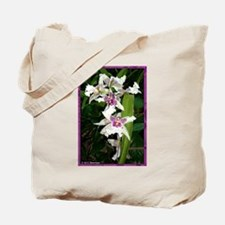 Orchids, beautiful, Tote Bag