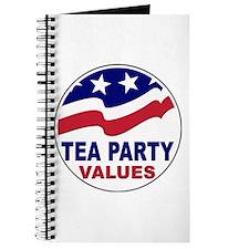 Tea Party Values Journal