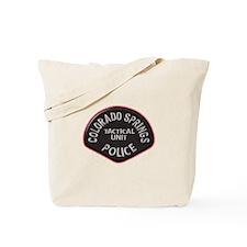 Colorado Springs Police Tac U Tote Bag