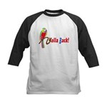 Holla Back! Kids Baseball Jersey