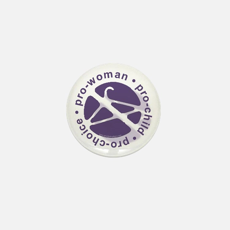 Cute Reproductive rights Mini Button (10 pack)